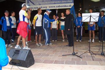WORLD HARMONY RUN 24.9.2008